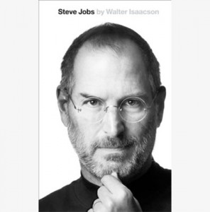 Steve Jobs, by Walter Isaacson, a great read about a leadership icon that we can all learn from.  P@